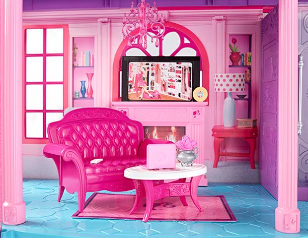 Barbie Dreamhouse Mansion