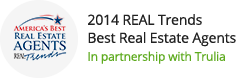 2014 REAL Trends Best Real Estate Agents