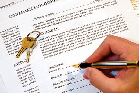 Basics Of The Real Estate Contract - Trulia Voices
