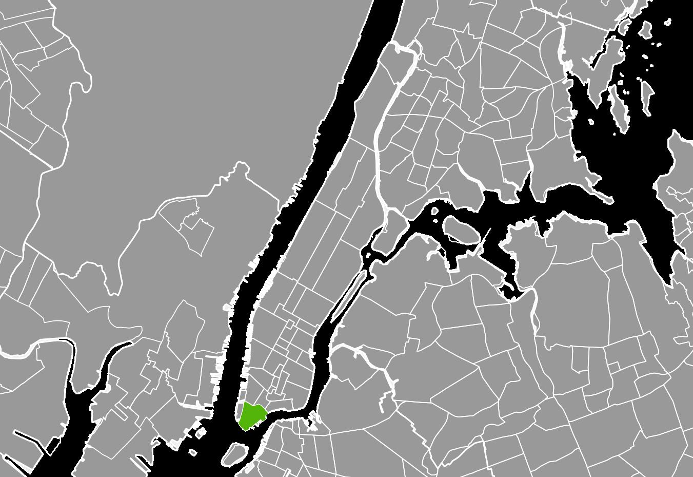 Hanover Square Rentals New York NY Trulia - Nyc map soho