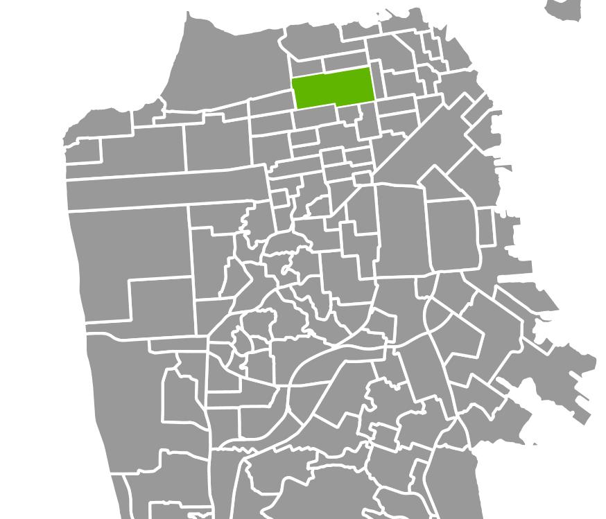 San Francisco Houses For Rent: 2746 Buchanan St For Rent - San Francisco, CA