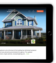 What are the benefits of doing a Trulia real estate search?
