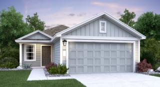 Rundle Plan in Colorado Crossing : Cottage Collection, Austin, TX 78744