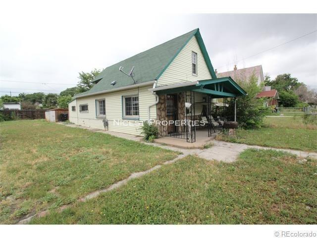 4745 Gaylord St, Denver, CO - 3 Bed, 1 Bath Single-Family