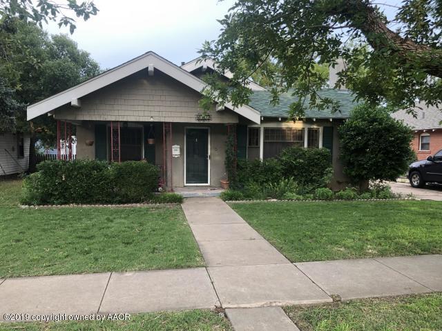 1703 S Monroe St, Amarillo, TX 79102 - 2 Bed, 1 Bath Single-Family  South Long Yard Road Google Maps on