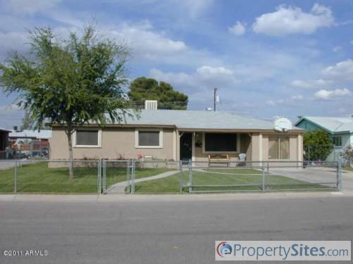 Home With Guest House, Phoenix, AZ - 3 Bed, 2 Bath - 4