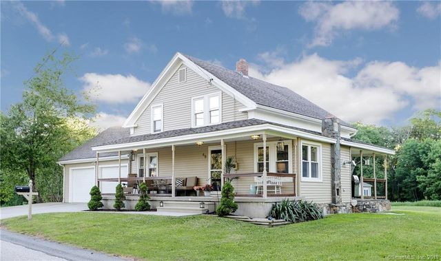 45 Coomer Hill Rd, Killingly, CT - 3 Bed, 2 Bath Single-Family Home on