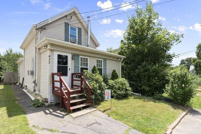 437 Howard St, Brockton, MA 02302 - 3 Bed, 1 Bath Single-Family Home - MLS#  72546456 - 12 Photos | Trulia