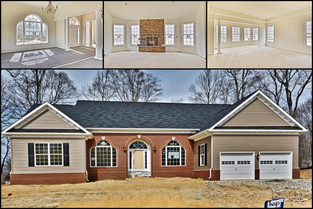 Almost Ready Rambler, White Plains, MD - 3 Bed, 3 Bath - 17 ... on rambler house plans with basements, rambler house plans northwest, ranch house plans in maryland,