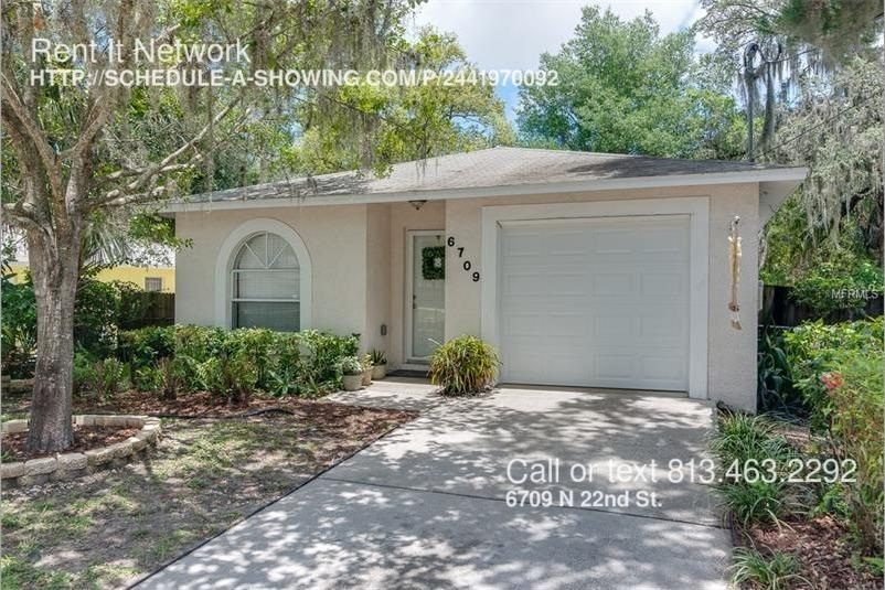 Peachy 6709 N 22Nd St Tampa Fl 3 Bed 2 Bath Single Family Home Home Interior And Landscaping Ologienasavecom