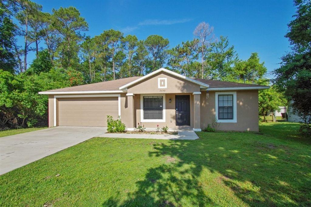 2030 2nd Ave Deland Fl 3 Bed 2 Bath Single Family Home