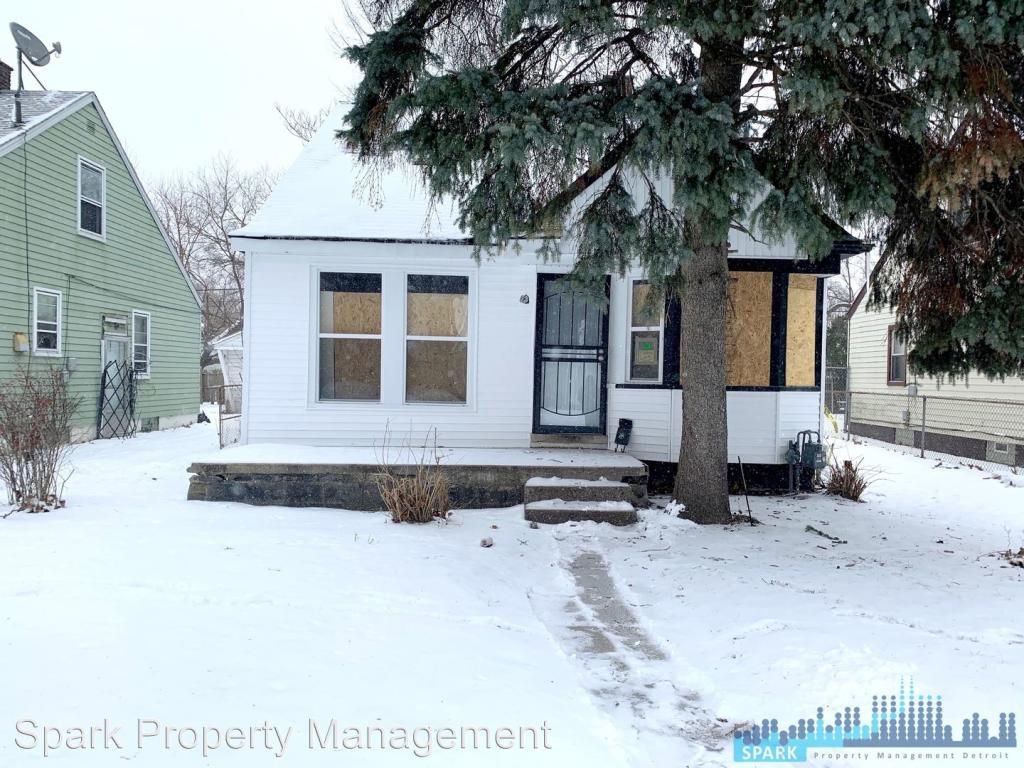 18626 Gilchrist St, Detroit, MI - 1 Bath Single-Family Home