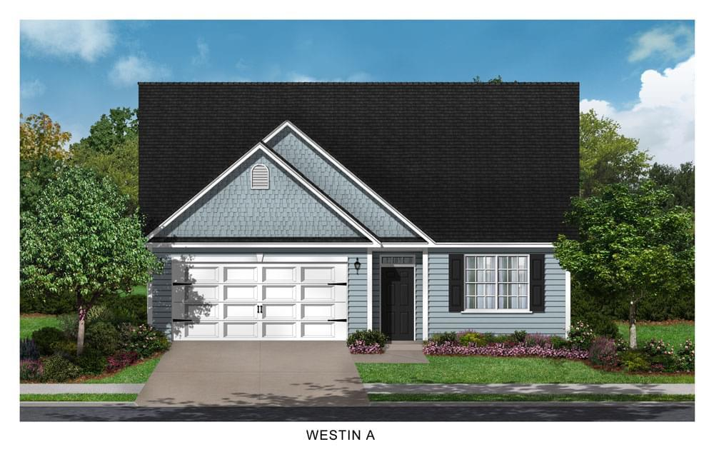 Westin Plan In Lincoln Park Taylors Sc 29687 3 Bed 2