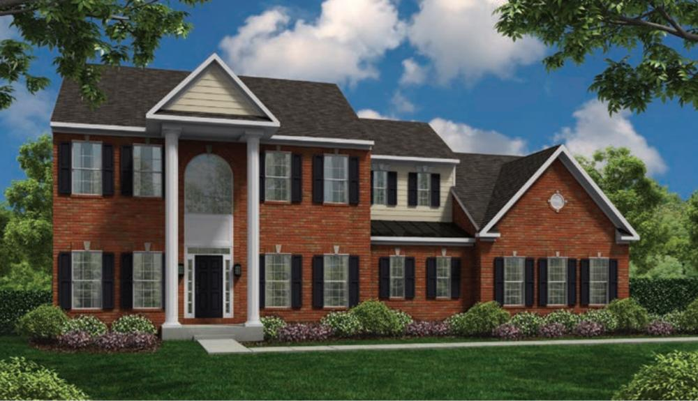 Wondrous Penn State Plan In Duvall Woods Upper Marlboro Md 20772 Home Interior And Landscaping Ologienasavecom