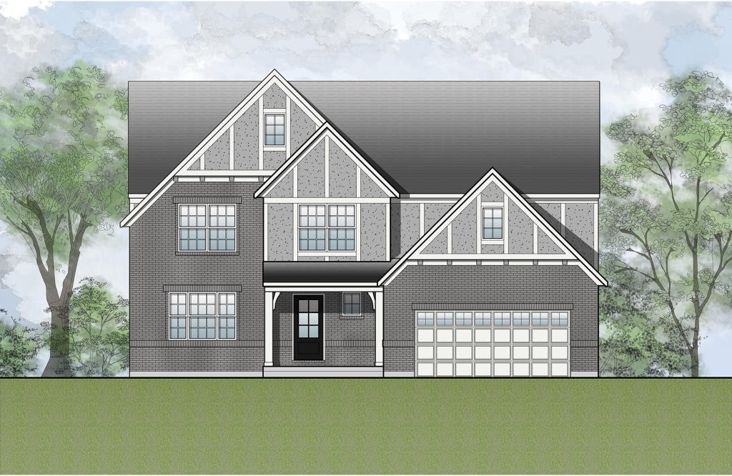 Alden Plan in Ironstone, Indianapolis, IN 46259 - 4 Bed, 2.5 ... on
