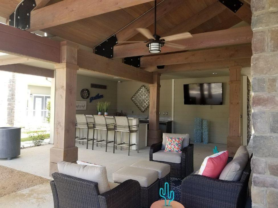 Fabulous The Lodge At The Guadalupe Apartments Complete Home Design Collection Papxelindsey Bellcom