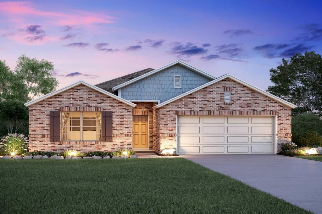 1237 Steed Bluff Dr, Alvin, TX 77511 - 3 Bed, 2 Bath Single-Family Home -  Mustang Crossing | Trulia