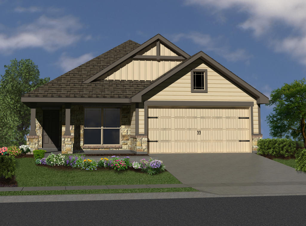 Rosewood Plan in Avery Glen, Taylor, TX 76574 - 3 Bed, 2 ... on lennar home plans, toll brothers home plans, pulte home plans,