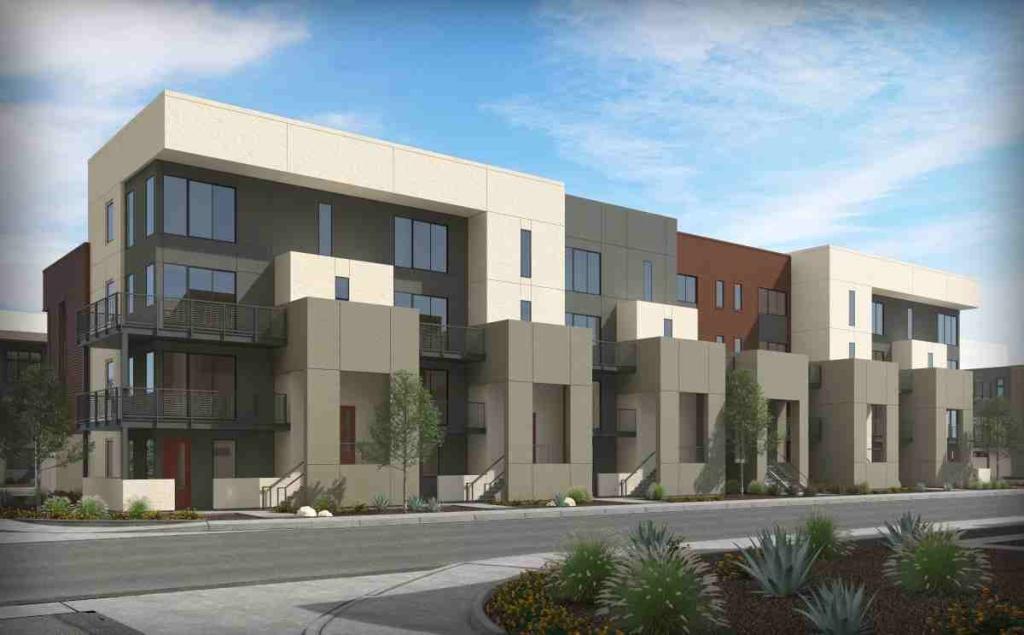Residence 2 Plan In Innovation Revo Fremont Ca 94538 3