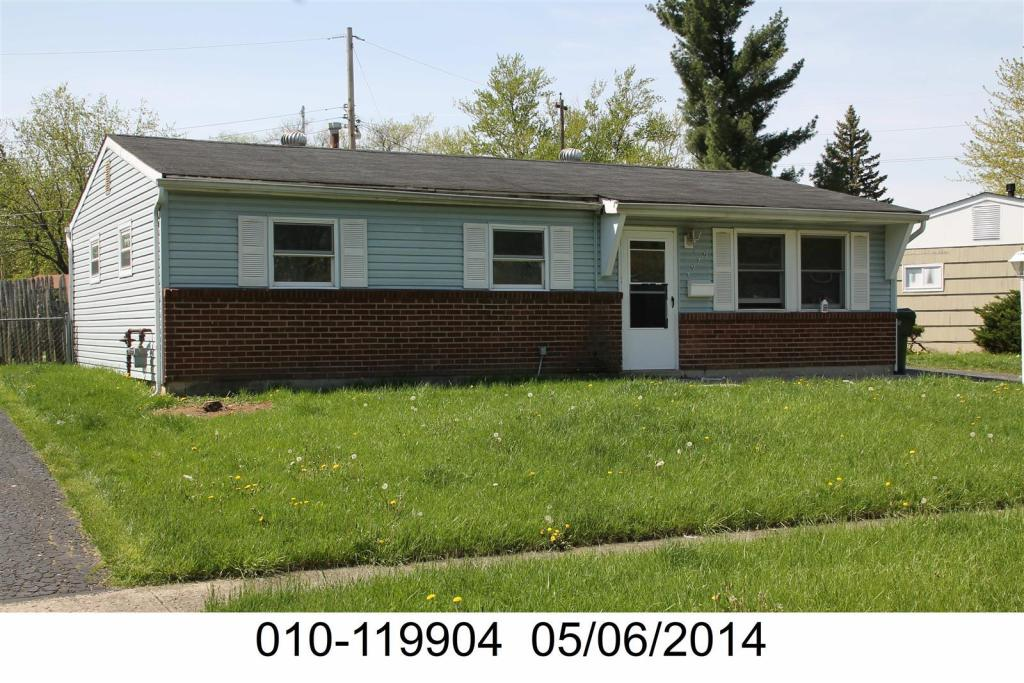 3929 Carlton Ave, Columbus, OH - 3 Bed, 1 Bath Single-Family ... on