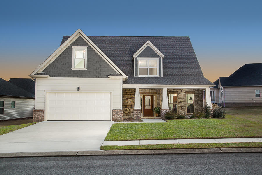 The Wellesley Plan In Heartland Cleveland Tn 37323 3 Bed