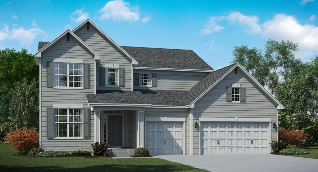 Barclay Plan in Boulder Creek, Otsego, MN 55330 - 4 Bed, 2.5 ... on ramsey house plans, ramsey house in boulder, ramsey house colorado,