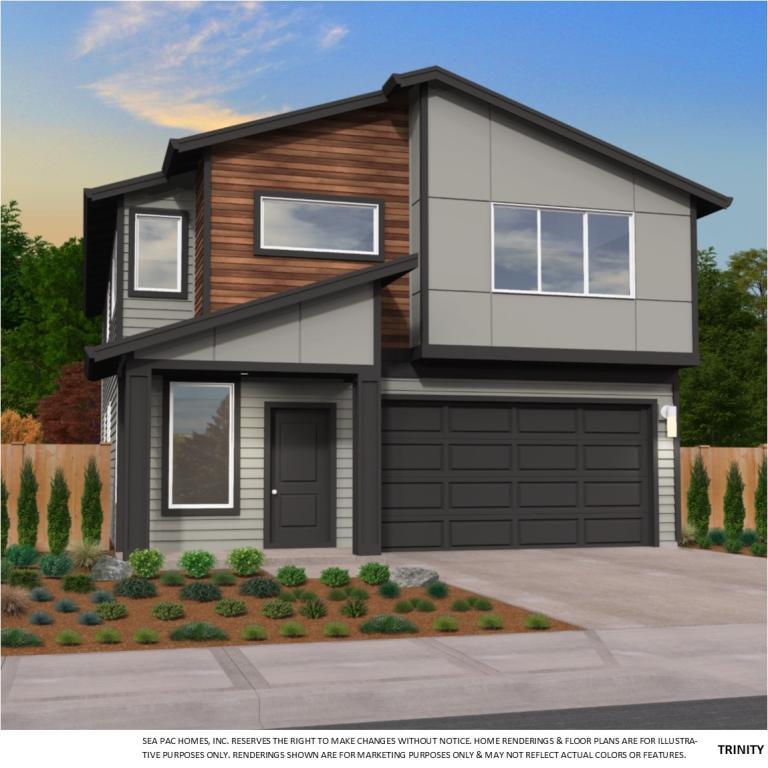 Trinity B Plan In Bear Mountain Estates Snohomish Wa 98290 4