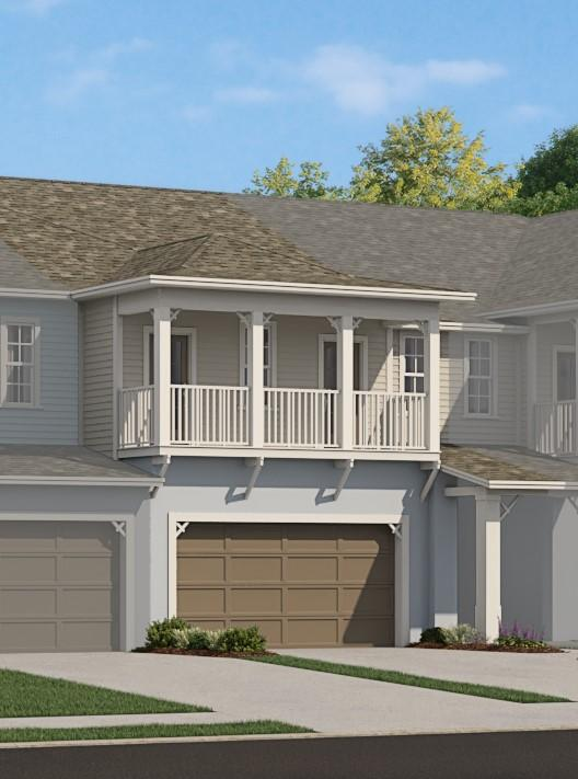 Stupendous Merritt Plan In Grandview At Lake Wildmere Longwood Fl Home Interior And Landscaping Ponolsignezvosmurscom