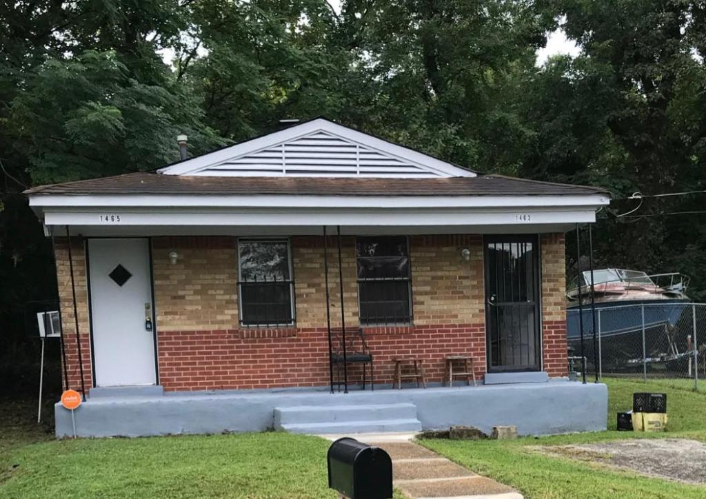 Swell 1465 Effie Rd Memphis Tn 38106 1 Bed 1 Bath Single Family Home For Rent 4 Photos Trulia Home Interior And Landscaping Ologienasavecom
