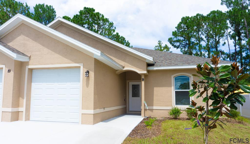Excellent 89 Providence Ln B Palm Coast Fl 32164 3 Bed 2 Bath Multi Family Home For Rent Mls 250006 11 Photos Trulia Download Free Architecture Designs Scobabritishbridgeorg