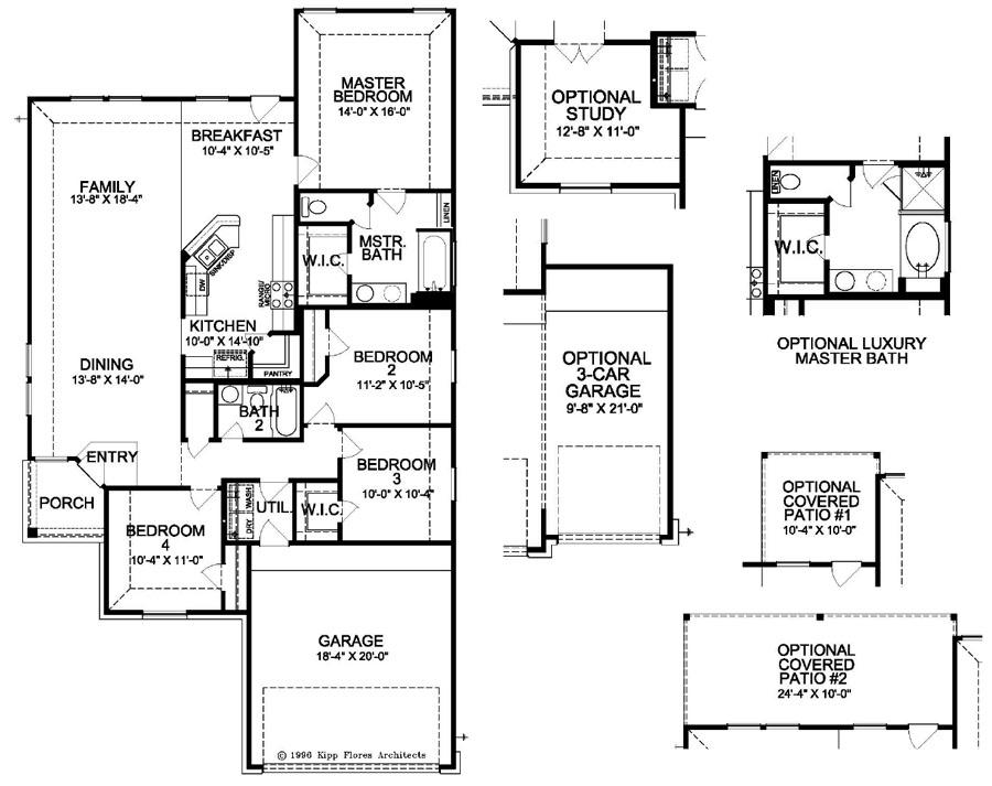 Hayes Plan in Dove Landing, Sealy, TX 77474 - 4 Bed, 2 Bath ... on a-frame house plans, high pitched roof house plans, functional house plans, kitchen house plans, h style house plans, best small house plans, simple one floor house plans, prairie style house plans, efficient house plans, open house plans, 2 bedroom cottage house plans, bonus room house plans,