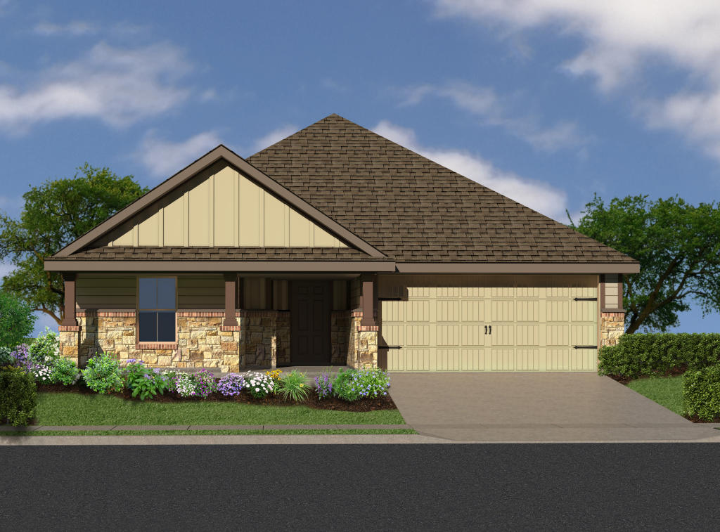 Ashford Plan in Avery Glen, Taylor, TX 76574 - 3 Bed, 2 Bath ... on lennar home plans, toll brothers home plans, pulte home plans,