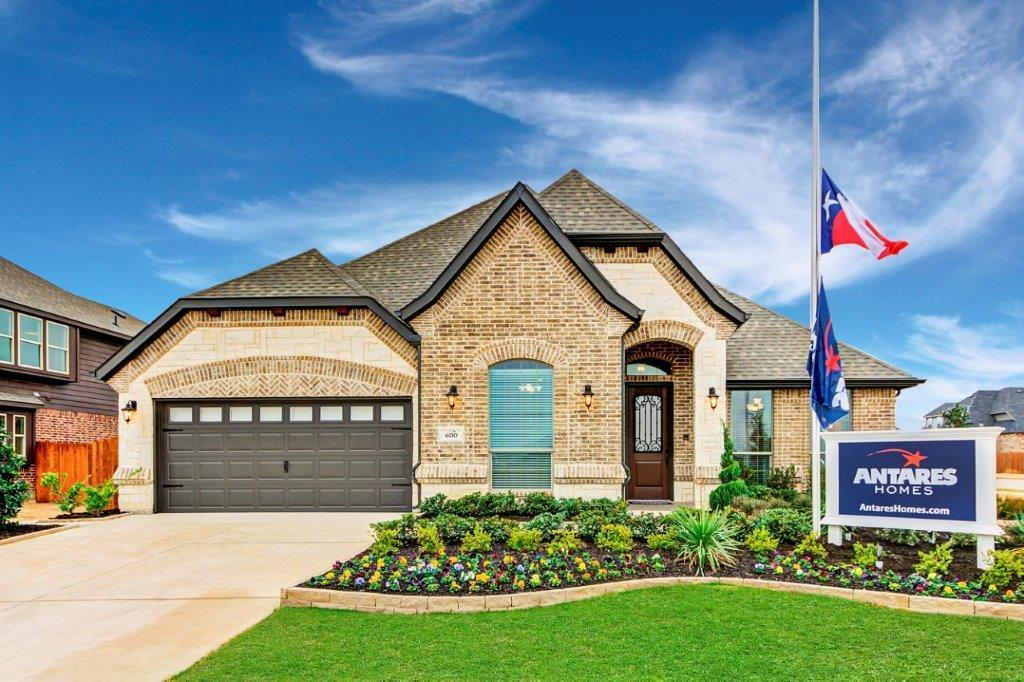 Remarkable The Estates At North Grove Waxahachie Tx 75165 Home Interior And Landscaping Staixmapetitesourisinfo