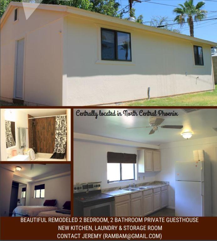 6317 N 10th Pl #GUEST HOUSE, Phoenix, AZ 85014 - 2 Bed, 2 Bath Multi-Family  Home For Rent - 5 Photos | Trulia