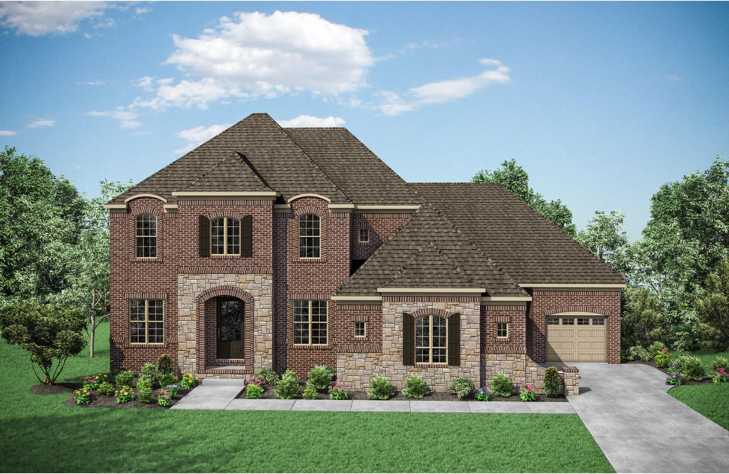 Belterra Plan in Traditions, Brentwood, TN 37027 - 4 Bed ... on