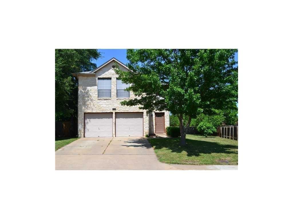 1424 E Logan St, Round Rock, TX 78664