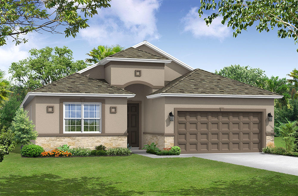 Sanibel Plan in LakeS Ranch, Land O Lakes, FL 34638 - 3 ... on 2 story ranch home plans, open floor plan ranch home plans, single level ranch home plans, daylight basement ranch home plans, 3 car garage log home, 3 bedroom ranch home plans,