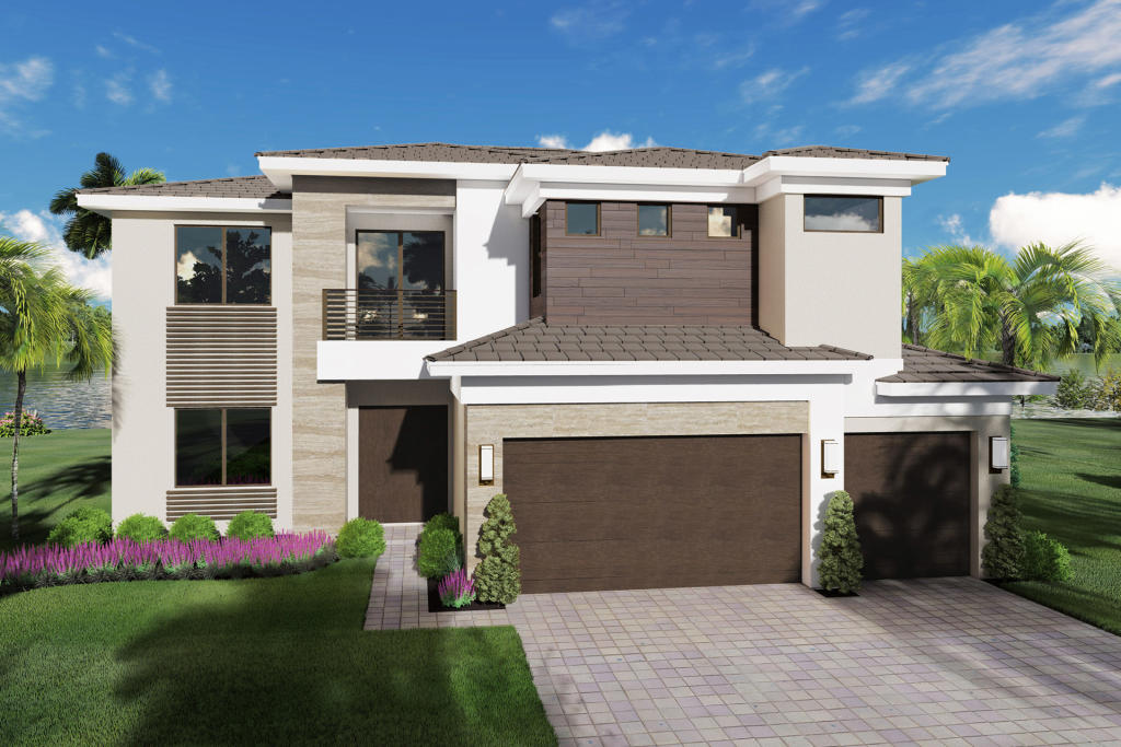Pacifica Plan in Lotus, Boca Raton, FL 33496 - 4 Bed, 4.5 ... on swimming pool plans florida, kitchen cabinets florida, townhouse plans florida, open floor plans florida, cottage plans florida,