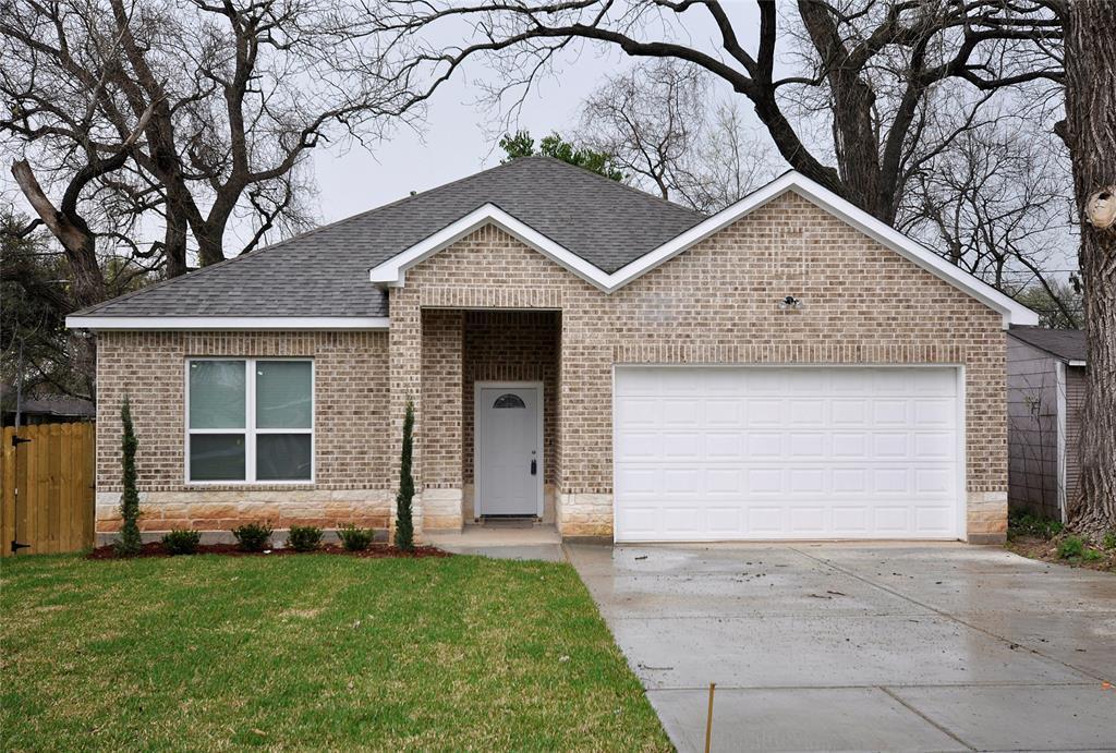 101 Owens St Houston Tx 3 Bed 2 Bath Single Family Home
