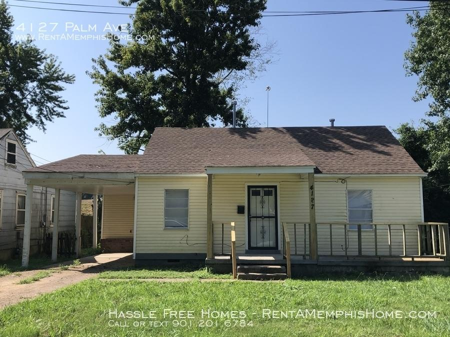 Pleasing 4127 Palm Ave Memphis Tn 38128 2 Bed 1 Bath Single Family Home For Rent 13 Photos Trulia Home Interior And Landscaping Ologienasavecom
