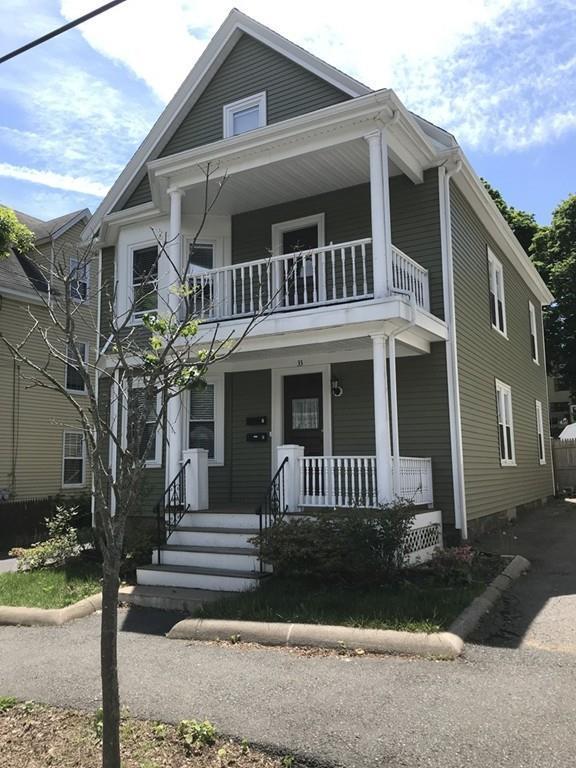 33 Dunlap St #1, Salem, MA 01970 - 2 Bed, 1 Bath Multi-Family Home For Rent  - MLS# 72560431 - 8 Photos | Trulia
