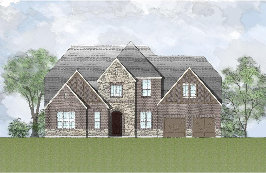 Grantley Plan in Fulbrook On Fulshear Creek, Fulshear, TX ... on
