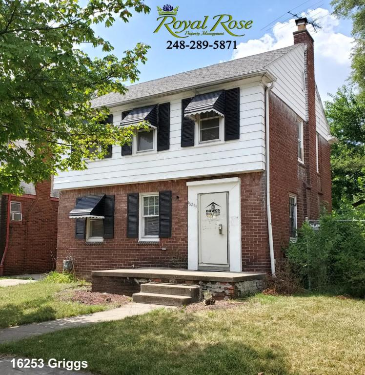 16253 Griggs St, Detroit, MI 48221 - 3 Bed, 1 5 Bath Single-Family Home For  Rent - 17 Photos   Trulia