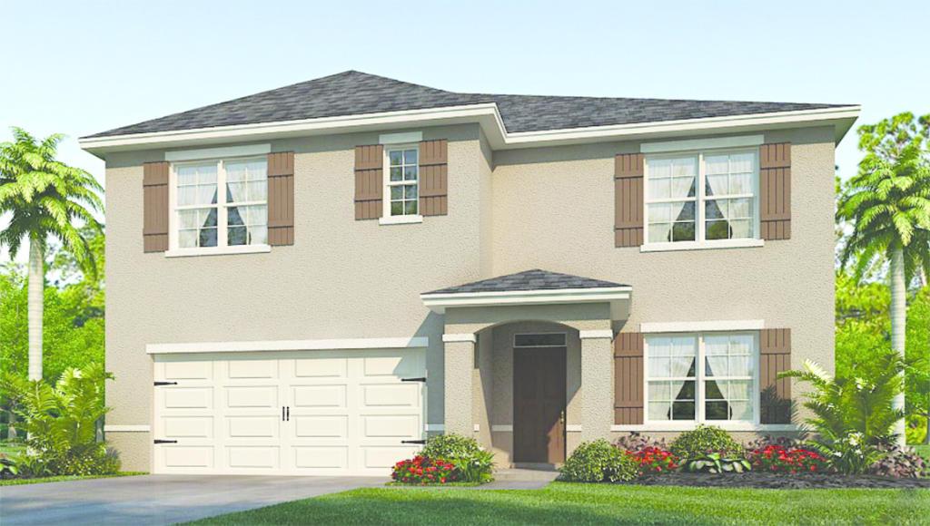 Hayden Plan in Summerview, Mount Dora, FL 32757 - 5 Bed, 3 ...