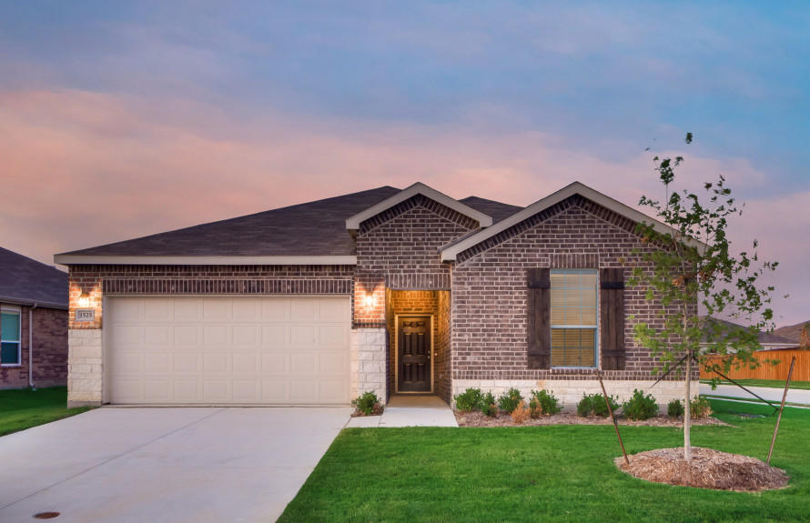 Whitewing Trails By Pulte Homes New Homes For Sale Princeton Tx