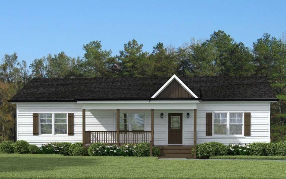 Ashland Plan In Town Forest Graham Nc 27253 3 Bed 2
