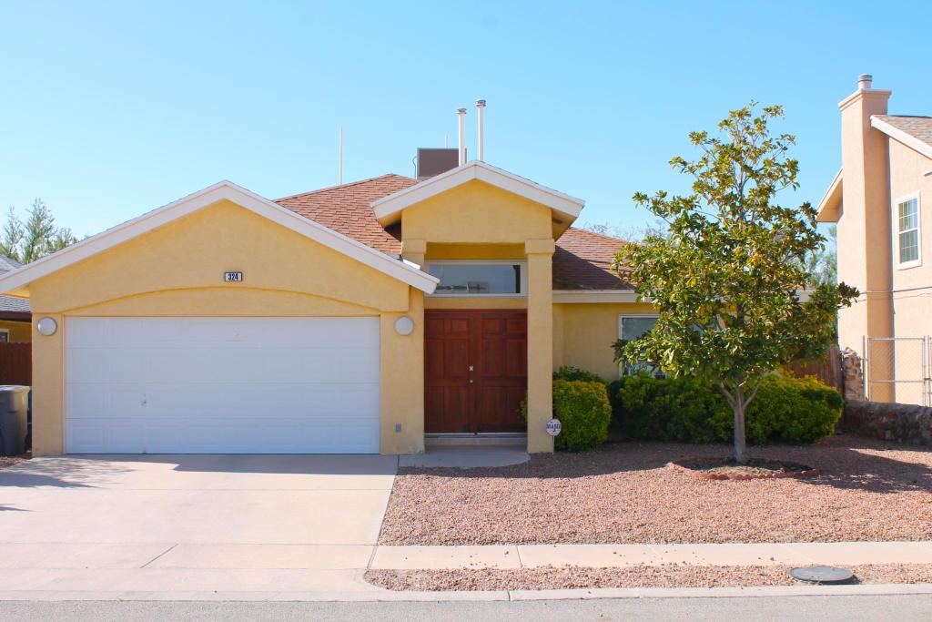 324 Rio Dulce Ave El Paso Tx 79932 3 Bed 2 Bath Single Family