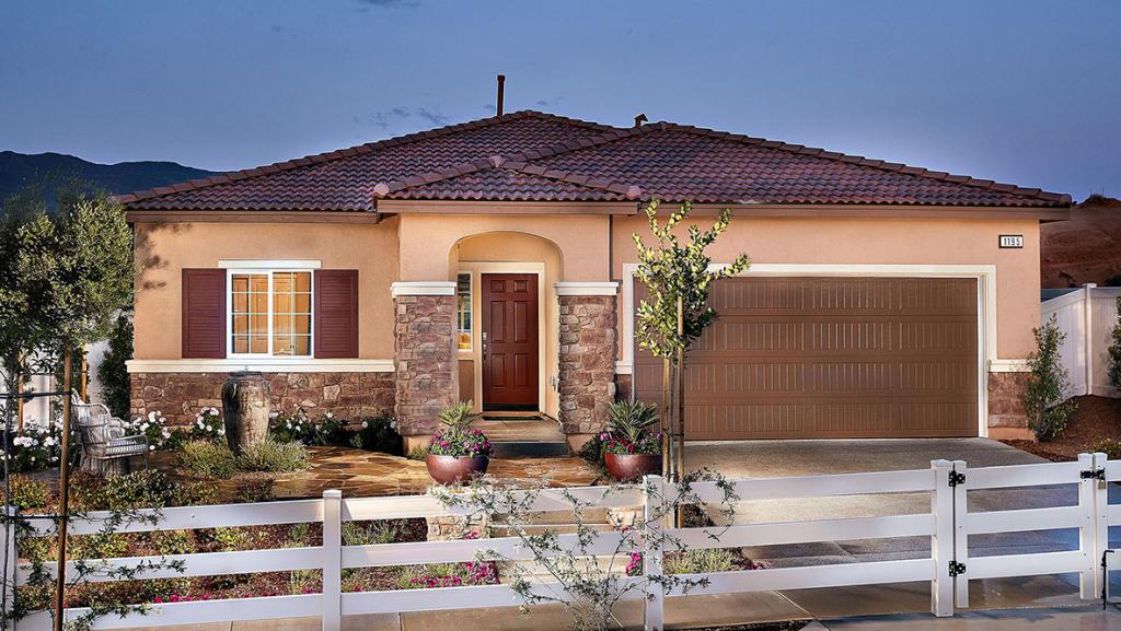 Mesa At Jp Ranch By D R Horton New Homes For Sale Calimesa Ca