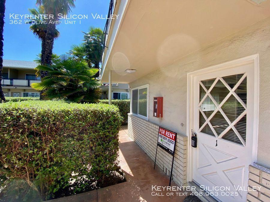 362 W Olive Ave 1 Sunnyvale Ca 94086 2 Bed 1 Bath Multi