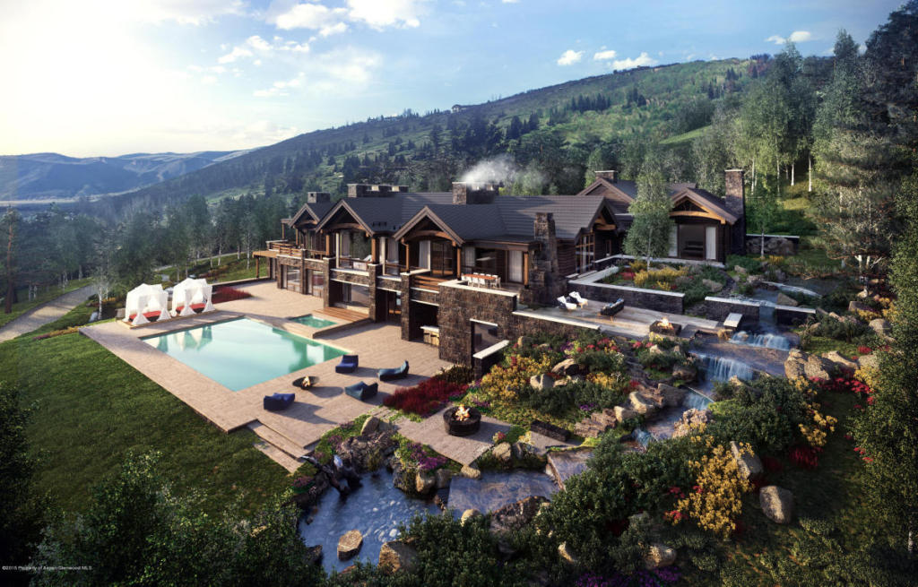 Strange 455 Sunnyside Ln Aspen Co 8 Bed 9 5 Bath Single Family Download Free Architecture Designs Ferenbritishbridgeorg